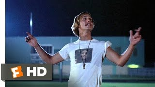 Dazed and Confused (12/12) Movie CLIP - Just Keep Livin' (1993) HD