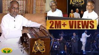 Maestro Ilayaraja In King Of Kings - Part 01 by Jaya Tv