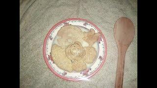 দুধে ভেজা নকশি পিঠা।।ডিমের বিস্কুট পিঠা।।Banglashi Nakshi Pitha Recipe