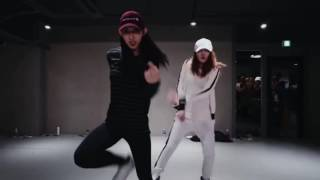 [MIRRORED AND 50% SLOWED] Party Favours by Tinashe-Choreo by Mina Myoung and Miss A