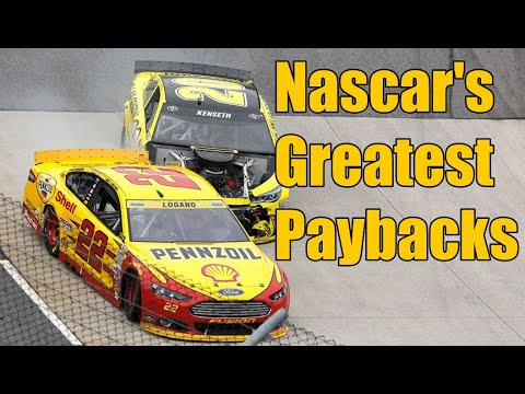 Nascar s Greatest Paybacks