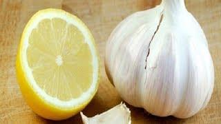 خلط الثوم و الليمون يصنع المعجزات.. هذا ما سيحصل للجسم لن تتوقع النتيجة !