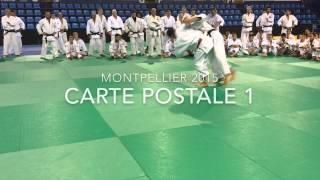 Carte postale de Montpellier