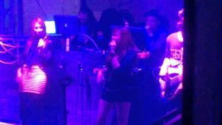 Blue star live band Justina