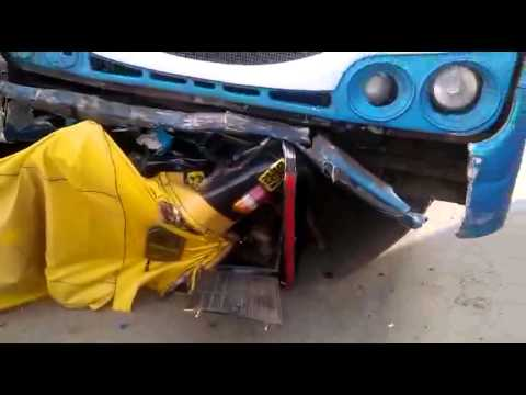 Bangalore Road accident