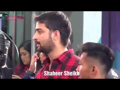 Candid Yang Ganteng Sang Arjuna Shaheer Sheikh At Pesbukers Hari ini