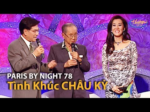 Xxx Mp4 Paris By Night 78 Tình Khúc CHÂU KỲ 3gp Sex