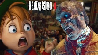CAN A CHIPMUNK SURVIVE IN A ZOMBIE APOCALYPSE? || Dead Rising 4 Gameplay Funny Moments