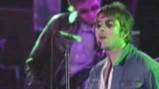 Oasis - Morning Glory live