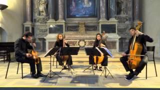 L'Achéron - Giovanni Coperario, Fantasia a 4 in a