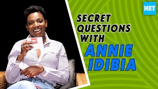 Secret Questions With Annie Idibia