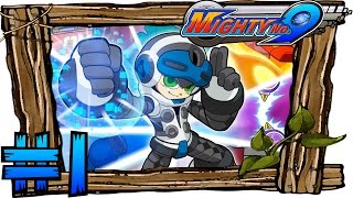 Mighty No. 9 Walkthrough Part 1 Gameplay | Intro, Level 1: City & Boss Round Digger