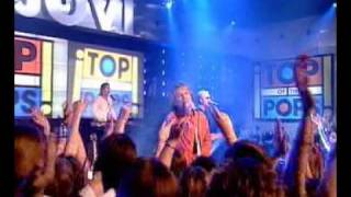Bon Jovi - It's My Life (Top Of The Pops 2000)