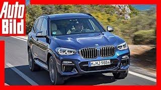 BMW X3 M40i (2017) Test/Review/Details