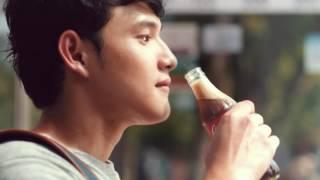 Coca-Cola Good Afternoon (Bus Stop) Myanmar Apr 2017