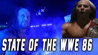 Wrestlemania 33 MY Final Thoughts  STATE OF THE WWE 86