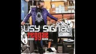 Busy Signal - Reggae Music Again, Beres Hammond,Mikey Spice,Timeka & 958 RIDDIM Mix-2012.