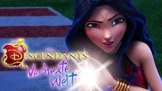 Kurzgeschichte Descendants - Verhexte Welt | Folge 32 Ein tolles Team