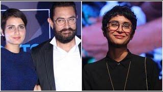 Kiran Rao SLAMS Rumours About Aamir Recommending Fatima Sana Shaikh For Thugs Of Hindostan |SpotboyE