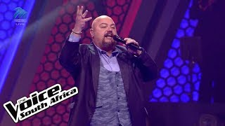 Fatman - Footloose | The Live Show Round 7 | The Voice SA