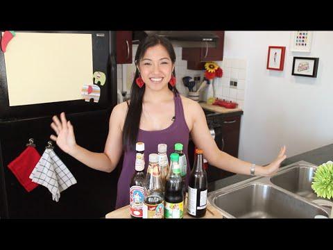 Thai Sauces for Cooking - Hot Thai Kitchen Basics