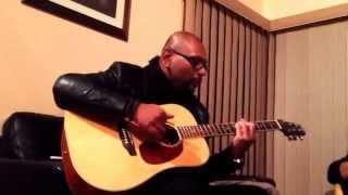 Kono Ek Nijhum Raate (Accoustic) Live - Shumon (Aurthohin)