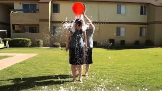 Marissa Chin - Ice Bucket Challenge