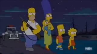 Zombies (Parte 2/2) Los Simpson