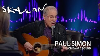 Paul Simon - Homeward Bound - Live on Skavlan