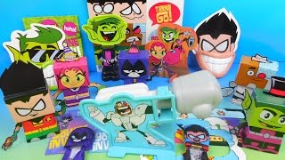 2015 TEEN TITANS GO! SET OF 5 WENDY