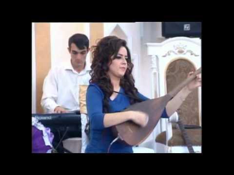 ashiq Namiqin telebesi Ulviye Qubali Ashiq Namiqin konsertinde