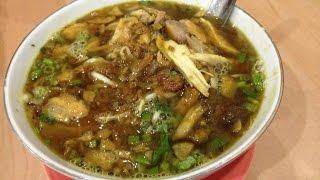 Resep Masakan Soto Ayam Kampung