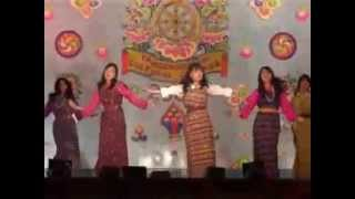 Bhutanese Dance Song 01