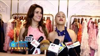 TV Actress Shilpa Saklani At Designer Rebecca Dewan Collection Launch 2016.