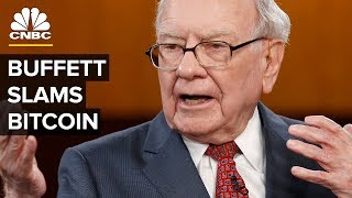 Warren Buffett: Bitcoin Is An Asset That Creates Nothing | CNBC
