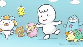 MamyPoko Pants | Tong Tong Dance, 46 seconds