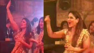 Kareena Kapoor DRUNK Dance At Sonam Kapoor Wedding Ceremony