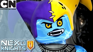 NEXO Knights | Robot Hoodlum | Cartoon Network