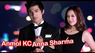Anmol KC Speaks About His Relation With Anna Sharma