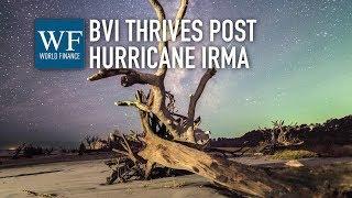'Resilience, stability, robustness': BVI thriving since Hurricane Irma | World Finance