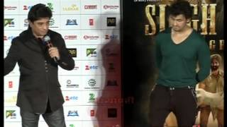 Anand Raj Anand Praises Sonu Nigam Live Video Film Singh Saab The Great