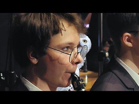 Hogwarts Symphony Orchestra plays Harry Potter हैरी पॉटर Orchestral Medley ハリー・ポッターシリーズ Yule Ball