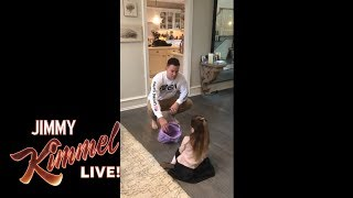 Channing Tatum Tells His Daughter He Ate All Her Halloween Candy