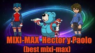 Mixi-max Inazuma Eleven Go Chrono Stone #59: Hector y Paolo/Paolo y Hector (ideal)(español)