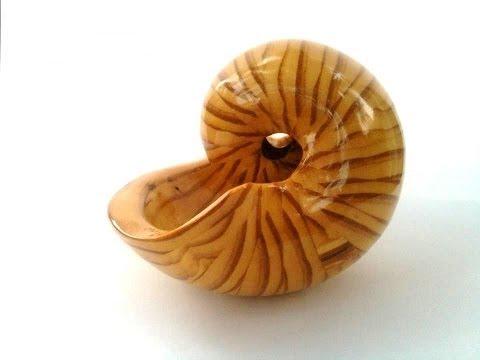 Scroll or Band Saw Shells
