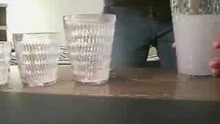 Magic Of Cups And Water