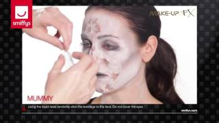 Mummy Make-up Tutorial