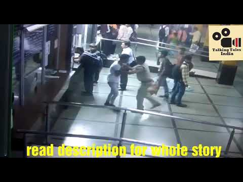 Xxx Mp4 Pickpocketer Caught Red Handed At Manmad Railway Station Caught On CCTV Camera 3gp Sex
