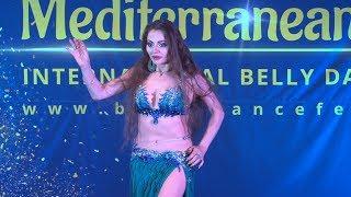 Elen Oriental Belly Dancer Tbilisi Georgia 2018
