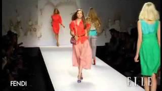 Fendi. Milán Fashion Week verano 2011